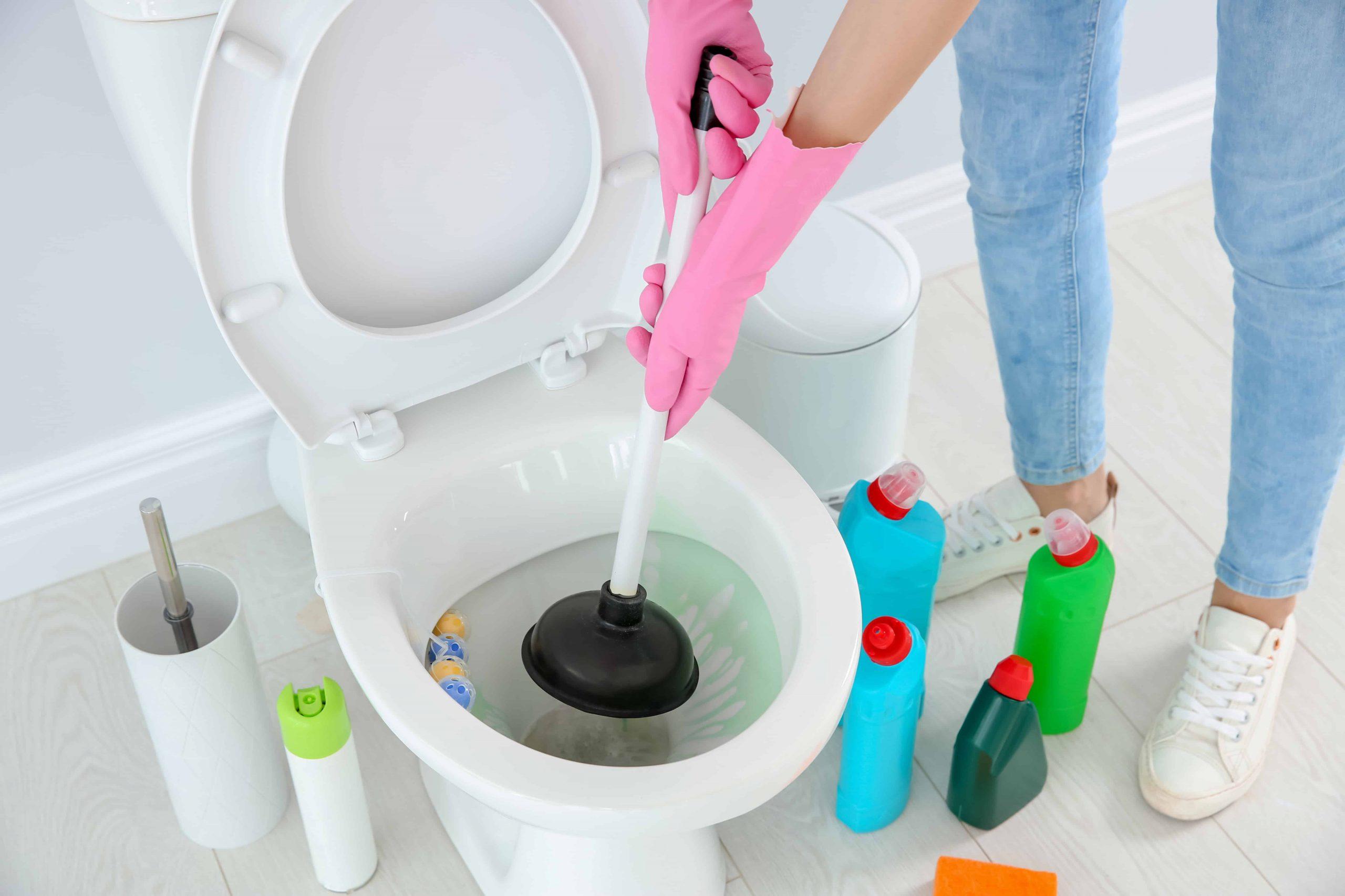 WC reinigen: So bekommst du deine Toilette wieder sauber