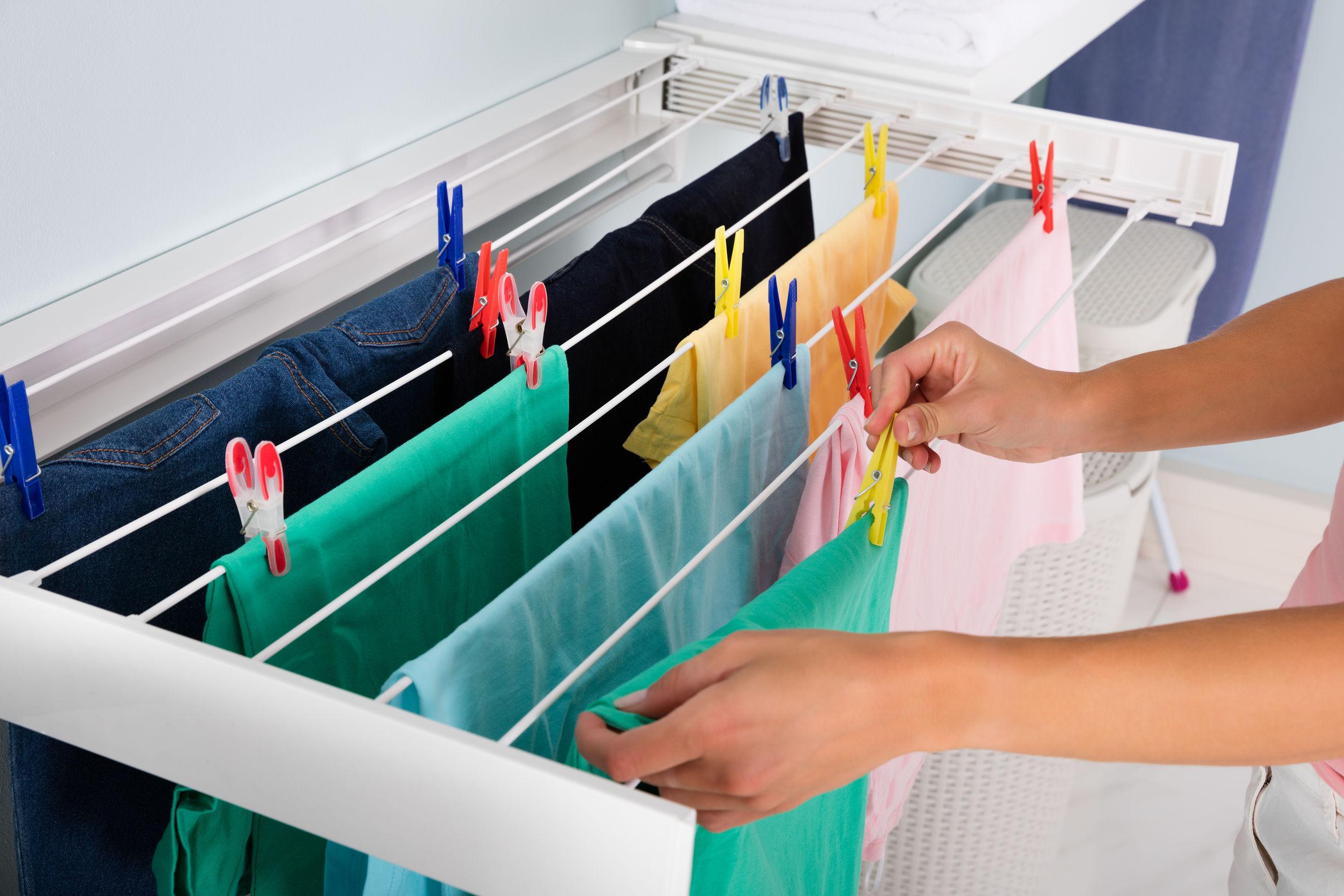 Wäscheständer für die Badewanne: Test & Empfehlungen (11/20)