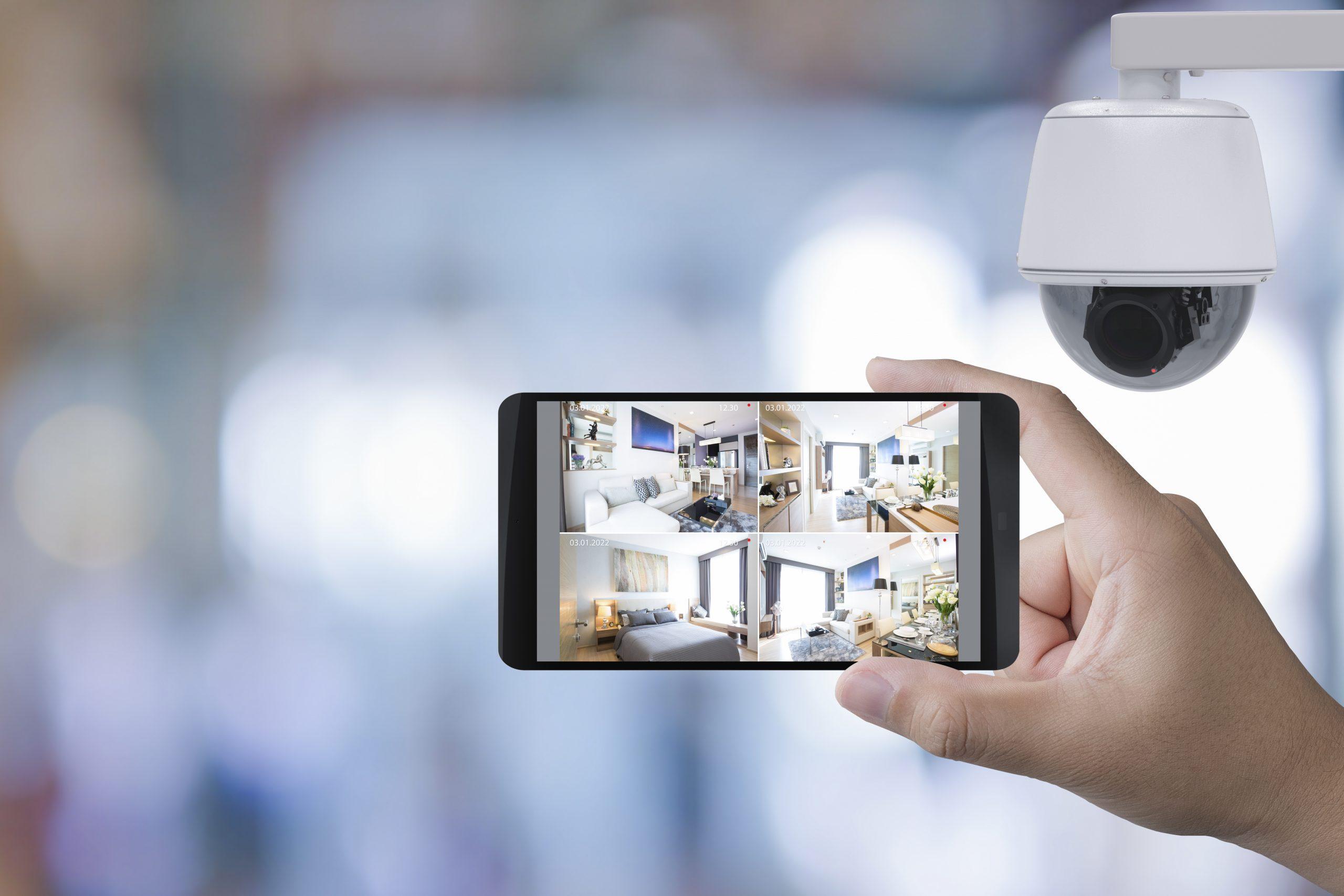 Überwachungskamera mit Monitor: Test & Empfehlungen (04/21)