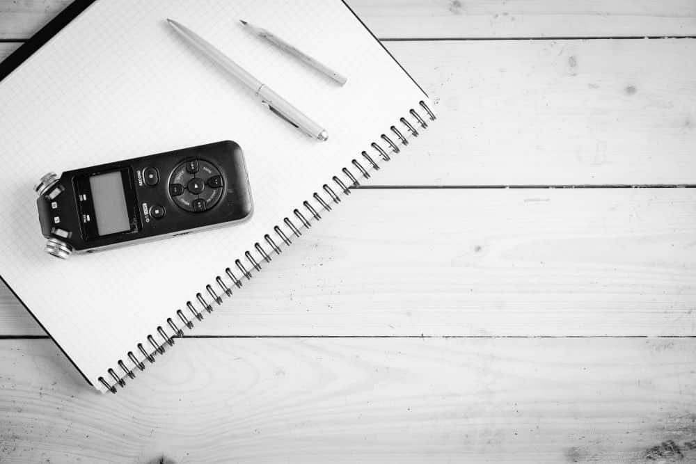 Diktiergerät: Test & Empfehlungen (09/20)