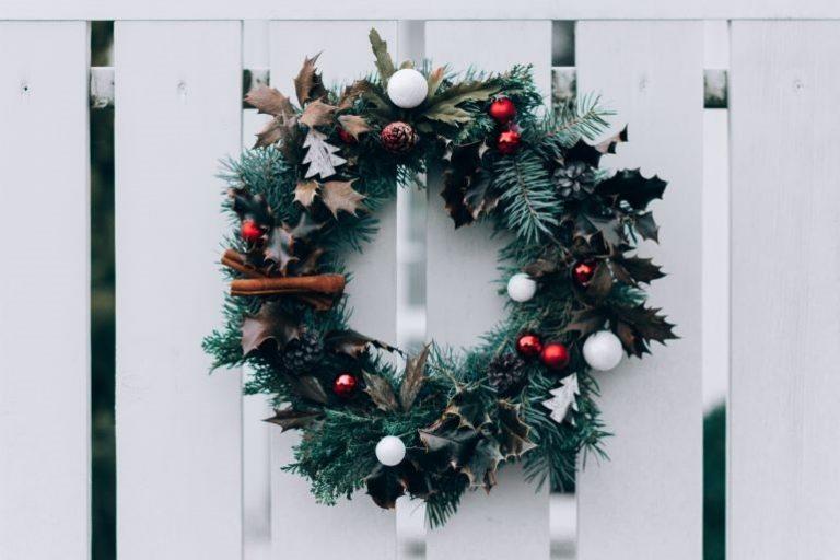 Tischdeko Weihnachten-3