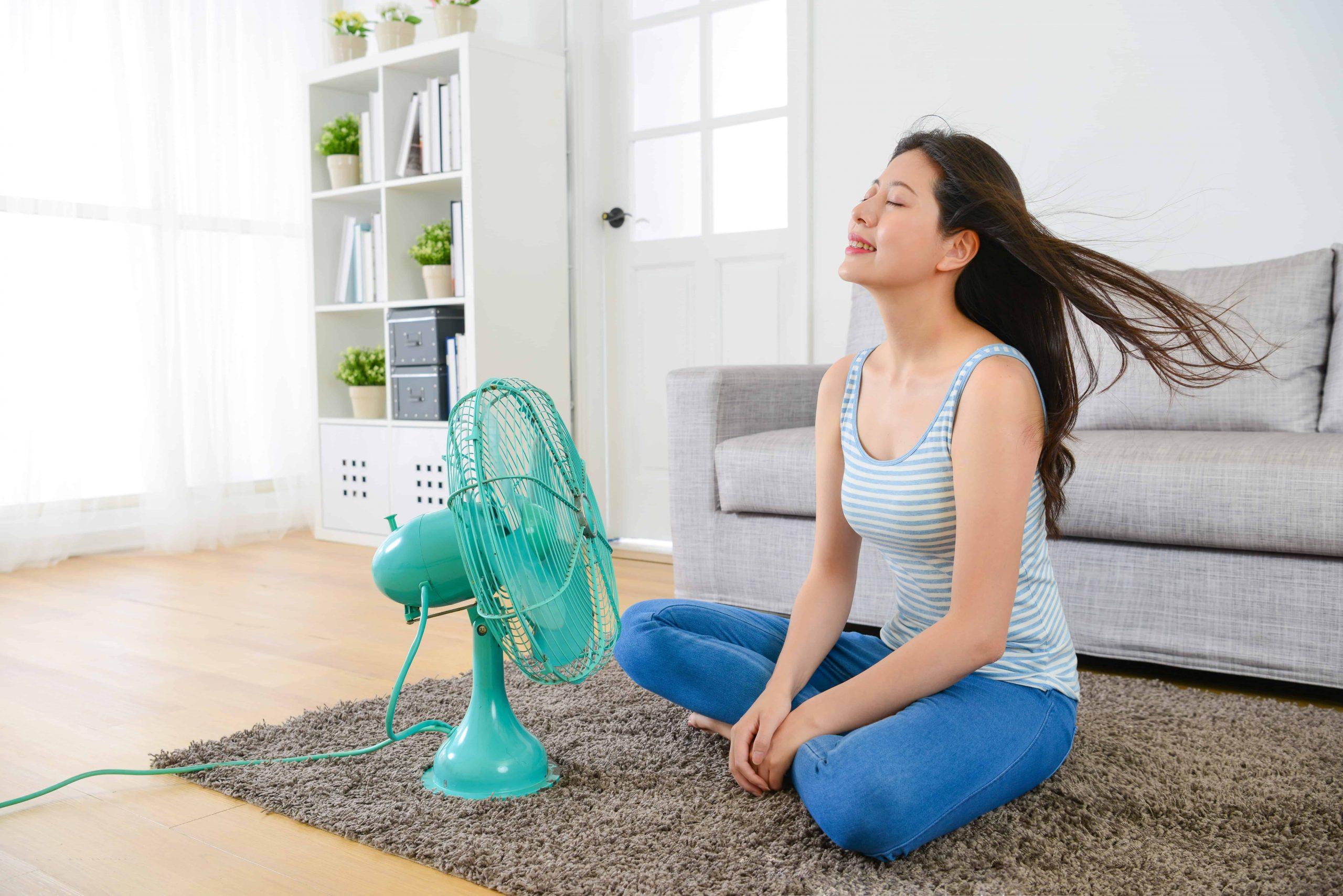 Wie kühle ich meine Wohnung: Tipps & Tricks für eine angenehme Raumtemperatur im Sommer