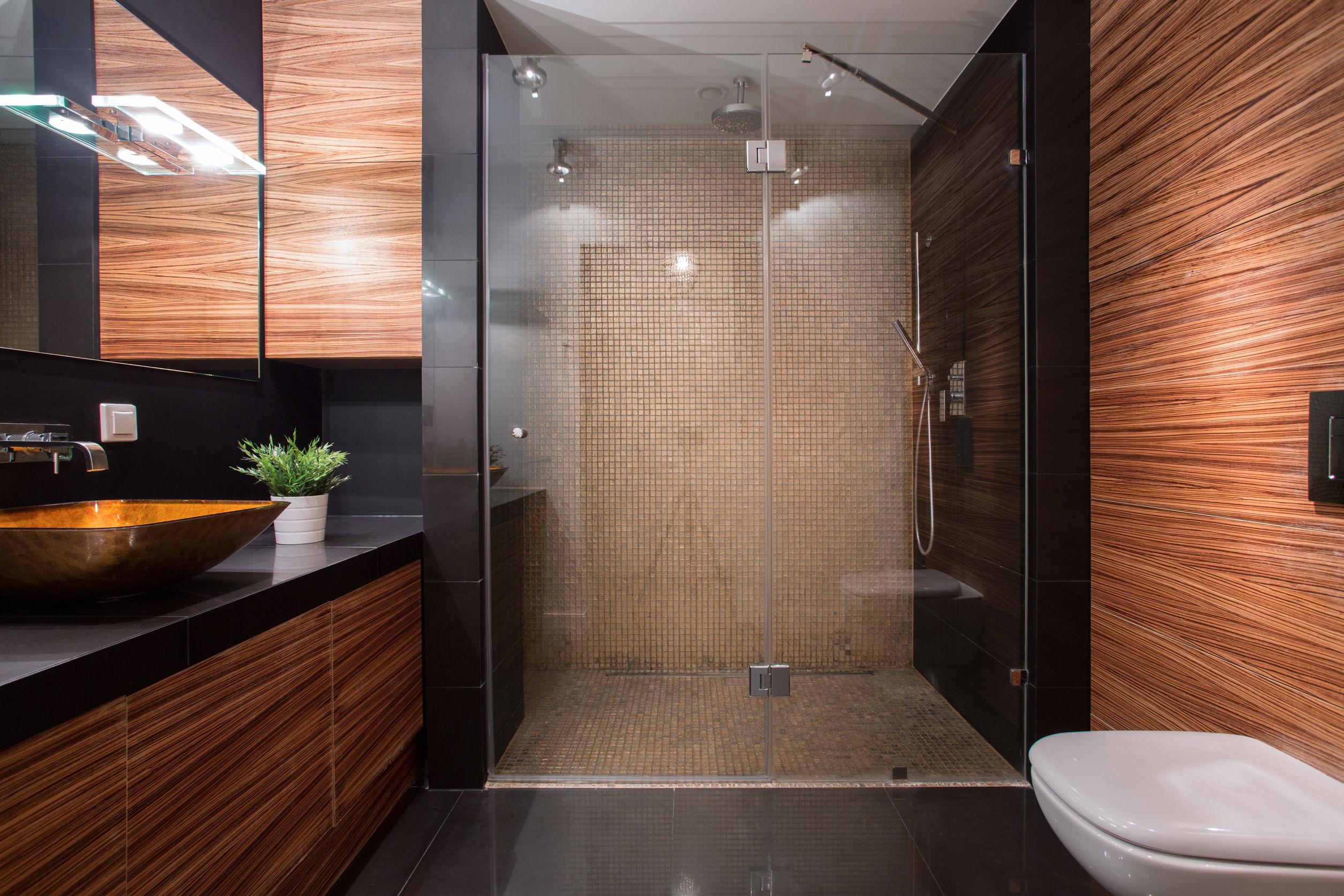 Abzieher Dusche