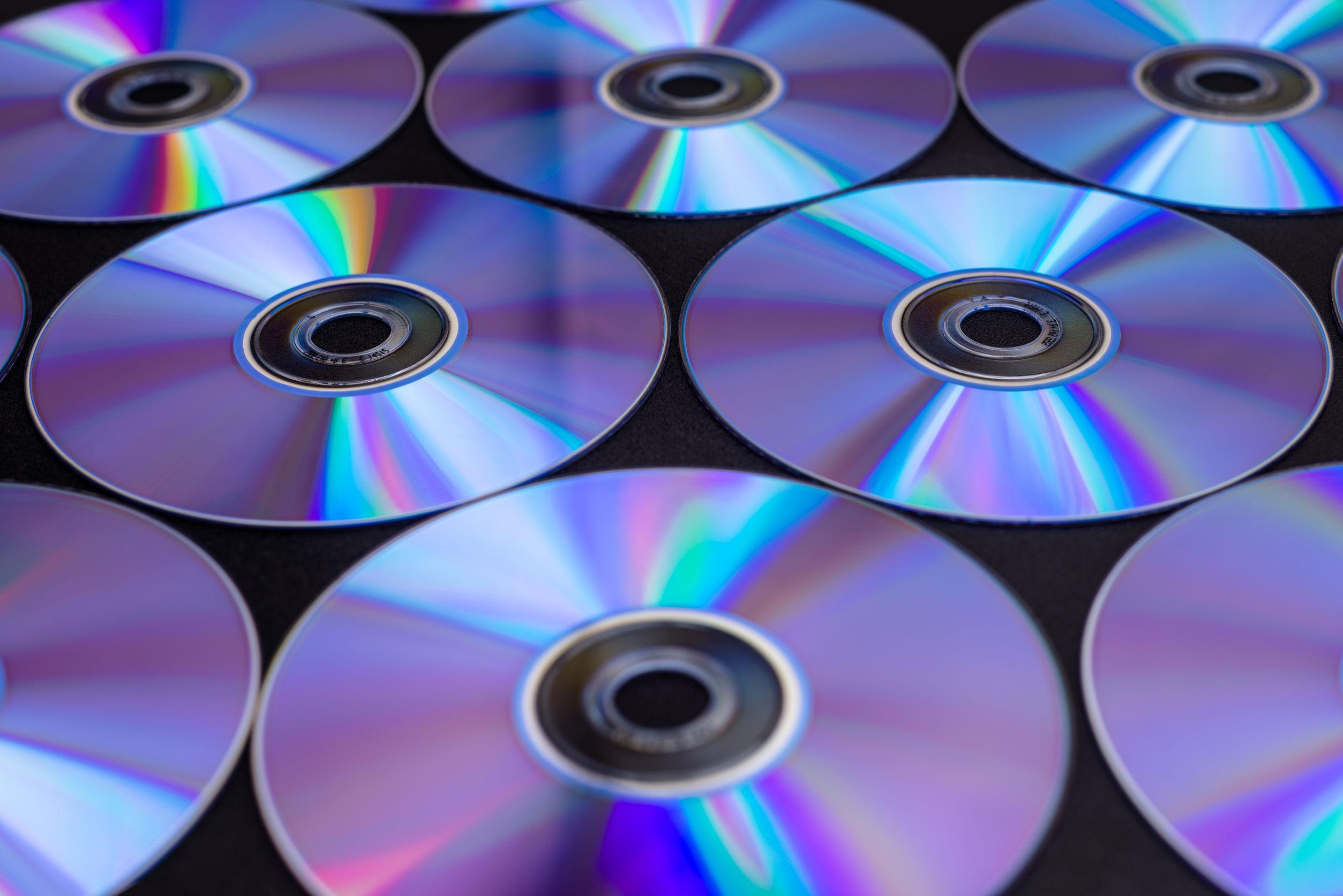 CD Ständer