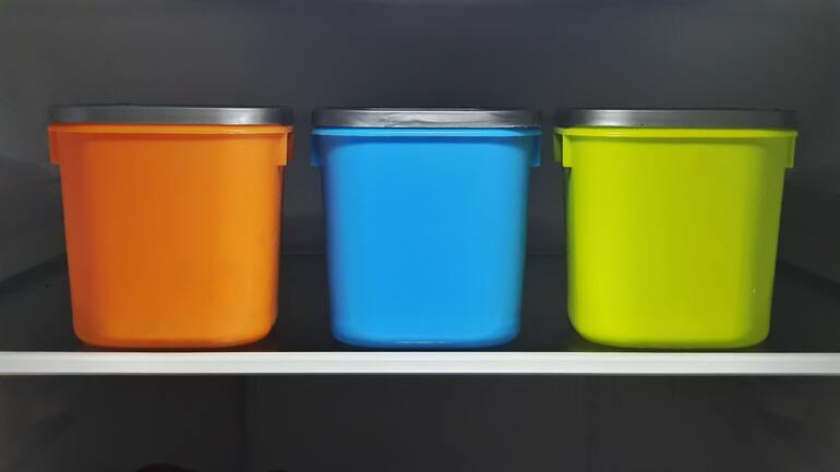 Plastikbox