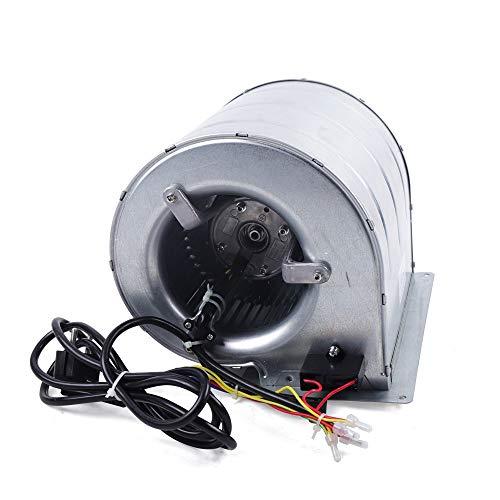 Zentrifugalventilator Lüfter Gebläse φ146*190mm Radialventilator Zentrifugal Saugventilator Radiallüfter Ventilator Gebläse Absaugung Radialventilator