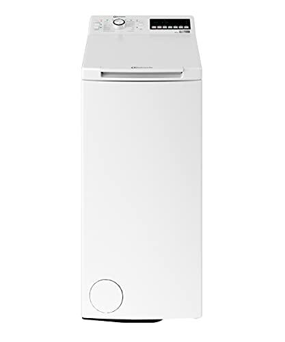 Bauknecht WMT ZEN 6 BD N Toplader-Waschmaschine / 6 kg / 1152 UpM /FreshFinish /ZEN Technology/Startzeitvorwahl/SoftOpening/ Kurz 30'/ 15° Green& Clean