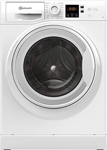 Bauknecht BW 719 Waschmaschine Frontlader/ 7kg/ kraftvolle Fleckentfernung/Clean Plus/Kurz 30 / Anti-Allergie Plus/Mengenautomatik/Option Extra Touch